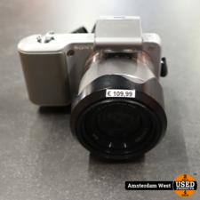 sony Sony Nex-3 + 18-55mm Lens