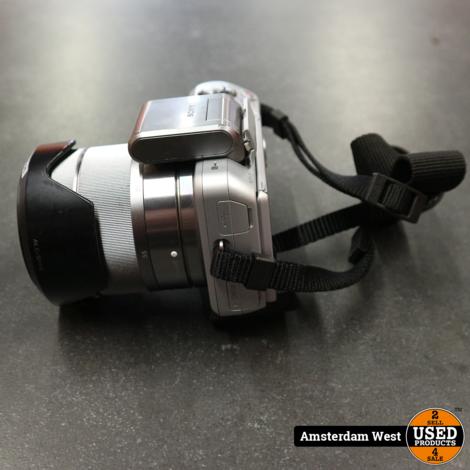 Sony Nex-3 + 18-55mm Lens