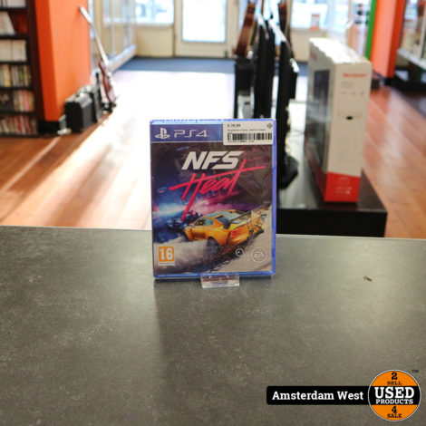 Playstation 4 Game : Need for Speed Heat