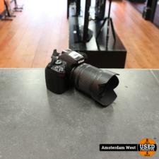 nikon Nikon D40 met 18-135 lens
