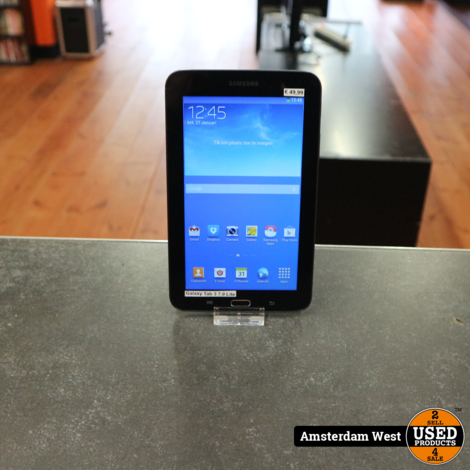 Samsung Galaxy Tab 3 7.0 Lite Zwart