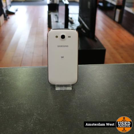 Samsung Galaxy Grand Neo Wit | redelijke staat