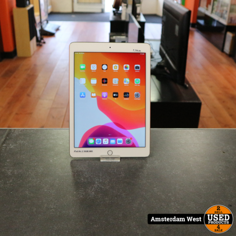 iPad Air 2 16GB Wifi Gold | Nette staat