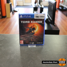Playstation 4 Playstation 4 Game: Shadow of the tomb raider