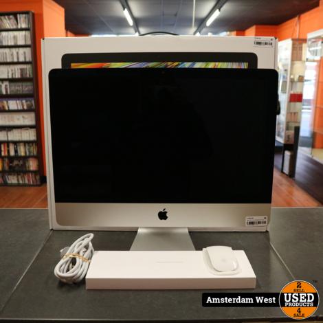 iMac 2017 21.5 Inch Retina 4K In doos