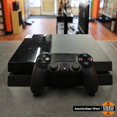 Playstation 4 1TB Met Controller | Nette staat