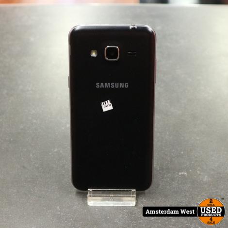 Samsung galaxy J3 2016 8GB Zwart