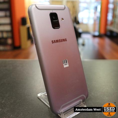 Samsung Galaxy A6 32GB Grijs