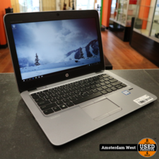 HP Elitebook 820 G4 Laptop | Nieuwstaat