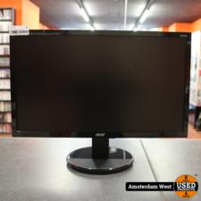 acer Acer K222HQL (VGA & DVI) Zwart