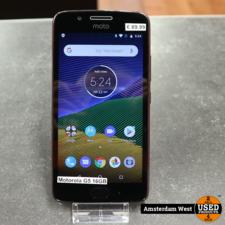 Motorola Motorola G5 16GB Dual Sim Black