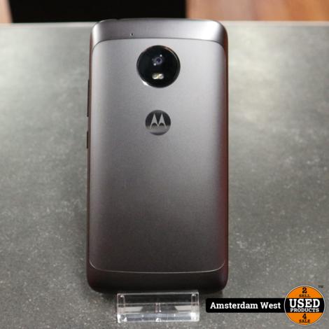 Motorola G5 16GB Dual Sim Black