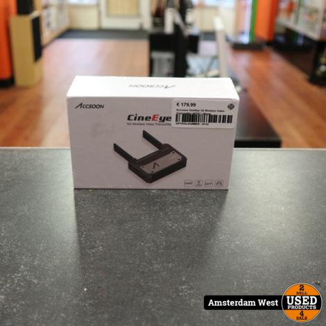 Accsoon CineEye 5G Wireless Video Transmitter WIT01 | NIeuw