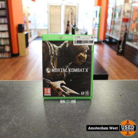 Xbox One Game: Mortal Kombat X