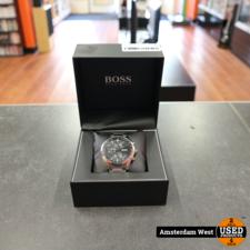 Hugo Boss Hugo Boss Grand Prix Horloge in doos   Nette staat