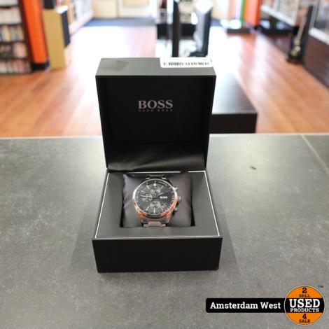 Hugo Boss Grand Prix Horloge in doos   Nette staat