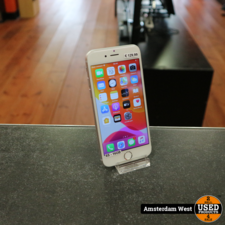 iPhone iPhone 6S 16GB Silver | Nette staat