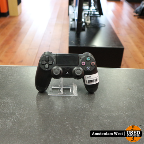 Playstation 4 Controllers Zwart V2 | Nette staat