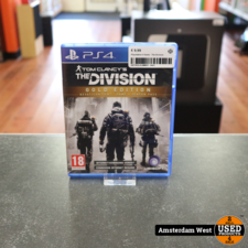 Playstation 4 Playstation 4 Game : The Division