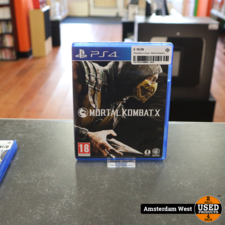 Playstation 4 Playstation 4 Game : Mortal Kombat X