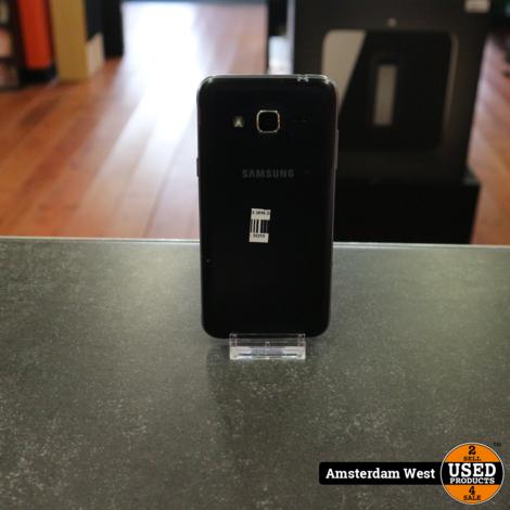 Samsung Galaxy J3 2016 Zwart | Nette staat