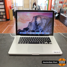 apple Macbook Pro 15 Inch 2009 - Accu defect