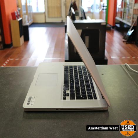 Macbook Pro 15 Inch 2009 - Accu defect