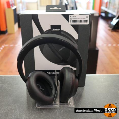 Bose Headphones 700 In doos   Nette staat