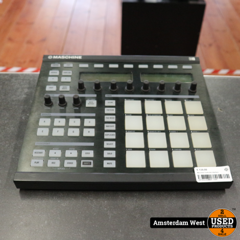 Maschine Controller Interface