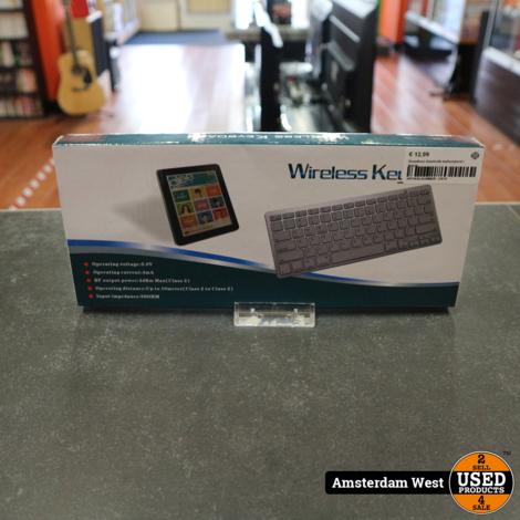 Draadloos bluetooth toetsenbord | Nieuw