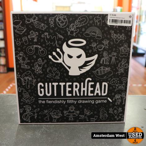 Gutterhead Tekenspel | Nieuw