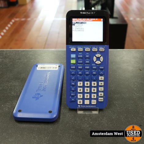 Texas Instruments TI-84 Plus CE-T