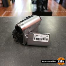 sony Sony Handycam DCR-51E Camera in tas