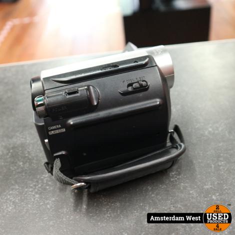 Sony Handycam DCR-51E Camera in tas