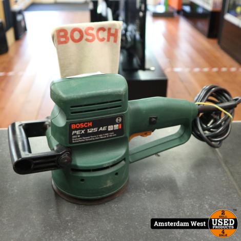 Bosch PEX 125 AE Excentrische schuurmachine