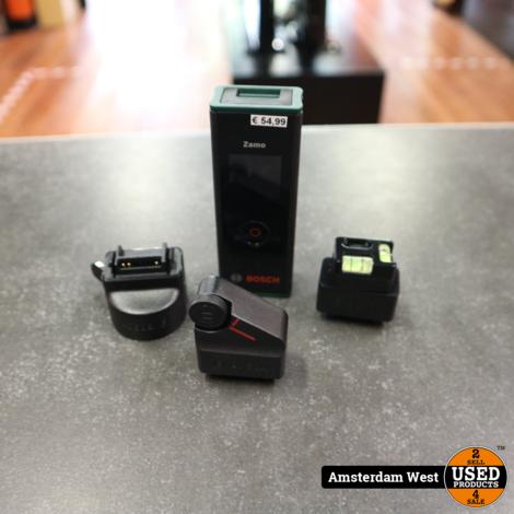 Bosch Zamo Laserafstandsmeter set