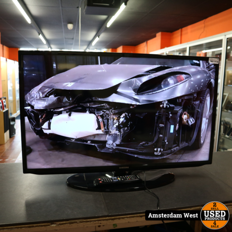 Samsung UE40H5303AW 40 Inch LCD Televisie