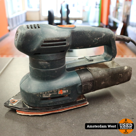 Black & Decker KA230e Schuurmachine