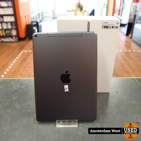 iPad Air 2019 64GB Wifi/4G Space Gray