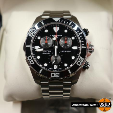 Certina DS Action Horloge met certificaat