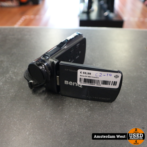 Benq DV M23 Camera
