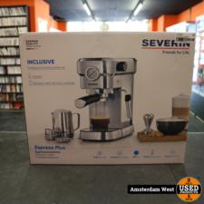 Severin Espresa Plus KA5995 Espresso apparaat | Nieuw