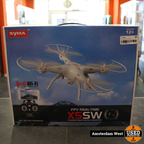 Syma X5SW FPV Drone Wit