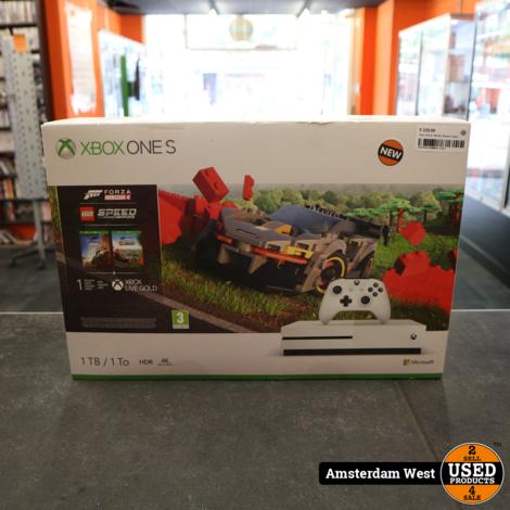 Xbox One S 1TB Wit | Nieuw in doos
