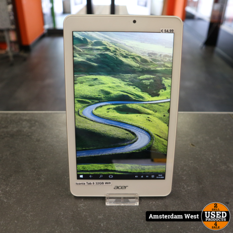 Acer Iconia Tab 8 32GB Wit