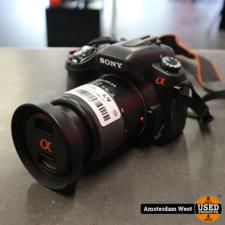 sony Sony A300 met 18-70MM Lens