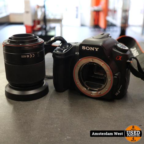 Sony A300 met 18-70MM Lens
