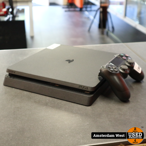 Playstation 4 Slim 500GB Incl Controller | Prima staat