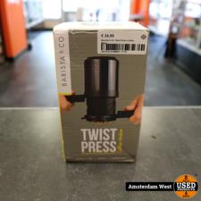 Barista & Co Twist Press Coffee Maker