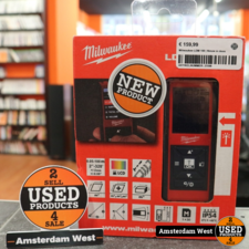 Milwaukee LDM 100 Laserafstandsmeter | Nieuw in doos